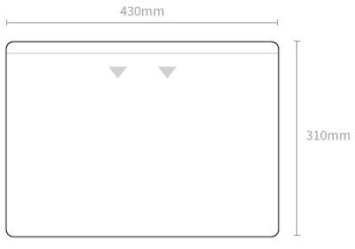 Sticky Pockets Size 430x310