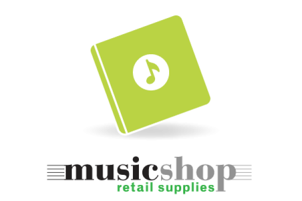 Music Shop Logo - Swan Plastics