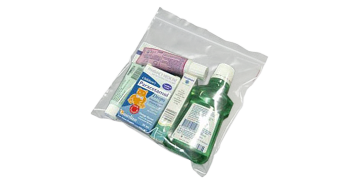 Security Bags Application
