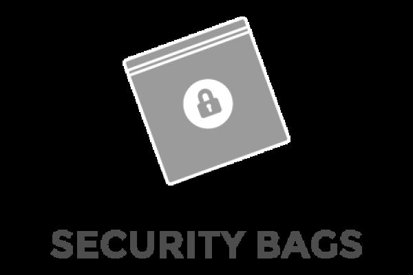 Security Bags Logo - Swan Plastics